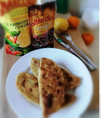 Чебуреки за полчаса - пошаговый рецепт приготовления с фото
