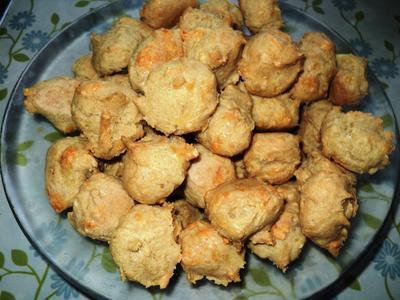Гужеры - ароматные сырные булочки из заварного теста. Рецепт с пошаговыми фото