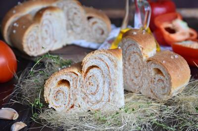Итальянский хлеб фокачча лукана - пошаговый рецепт приготовления с фото