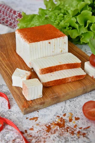 Сыр а-ля брынза (имитация) - пошаговый рецепт приготовления с фото