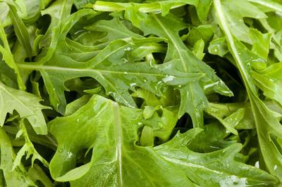 Листья мизуны очень вкусны и полезны