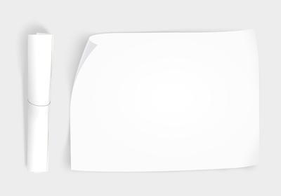 Белая бумага перенаправит солнечные лучи на растения