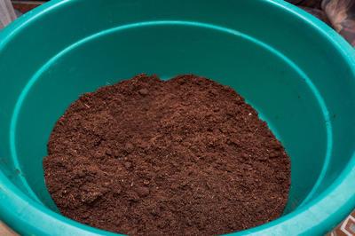 Почва и компост со своего участка тоже понадобятся
