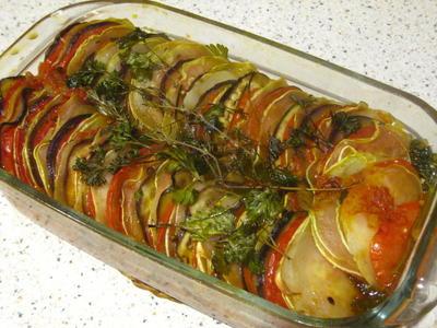 Острый рататуй с картошкой - пошаговый рецепт приготовления с фото