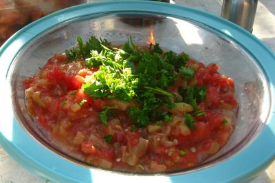 Теплый армянский салат хоровац - пошаговый рецепт приготовления с фото