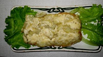 Запеканка картофельная - пошаговый рецепт приготовления с фото