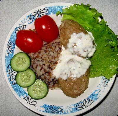 Зразы с грибами - пошаговый рецепт приготовления с фото