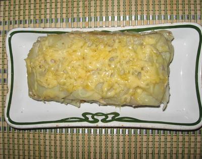 Картофельная запеканка с рыбой. Рецепт с пошаговыми фото