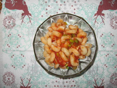 Итальянский салат с макаронами и овощами. Пошаговый рецепт с фото