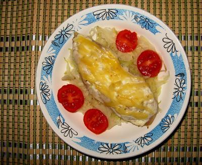 Филе куриное с капустным гарниром - пошаговый рецепт приготовления с фото