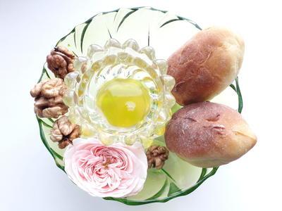 Пирожки с ореховой начинкой. Пошаговый рецепт приготовления с фото