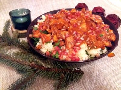 Кускус с куриной грудкой по-мароккански - пошаговый рецепт приготовления с фото