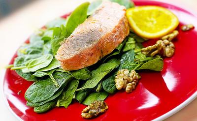 Нежный лосось на пару с апельсинами и соусом чатни - пошаговый рецепт приготовления с фото