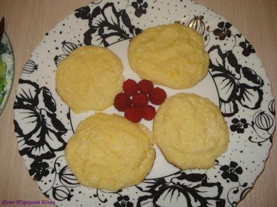 Творожные мини-запеканки - пошаговый рецепт приготовления с фото
