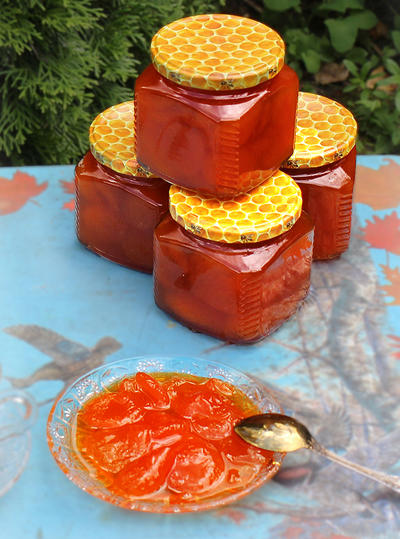 Абрикосовое варенье всем поднимет настроение - пошаговый рецепт приготовления с фото