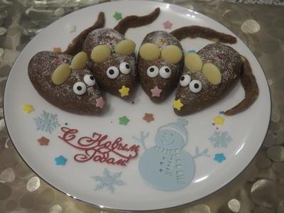 Десерт без выпечки: пирожное из печенья и шоколада. Пошаговый рецепт с фото