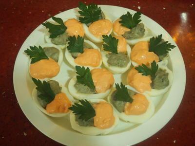 Закуска из сёмги и авокадо; Нежность. Пошаговый рецепт с фото