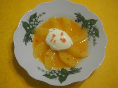 Апельсиновый соус с ликером к десерту. Пошаговый рецепт с фото