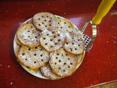 Десерт к чаю, или Необычное применение толкушки - пошаговый рецепт приготовления с фото