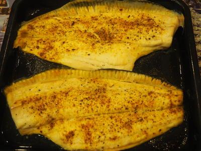 Жареная рыба. Мой секрет приготовления - пошаговый рецепт приготовления с фото