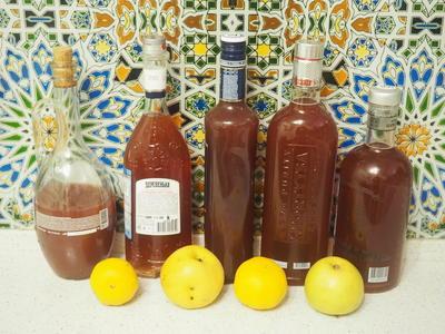 Терново-медовая настойка. Пошаговый рецепт приготовления с фото