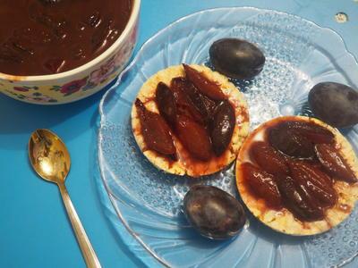 Варенье из чернослива с шоколадом и коньяком. Пошаговый рецепт с фото