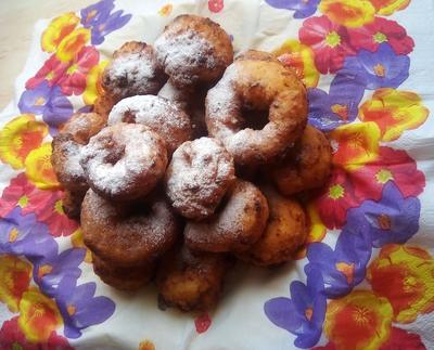 Творожные чудо-пончики - пошаговый рецепт приготовления с фото