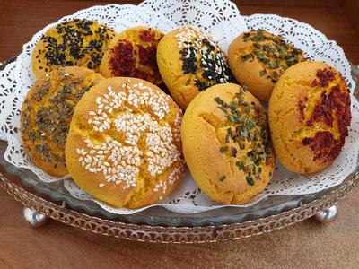 Мексиканские кукурузные булочки - пошаговый рецепт приготовления с фото