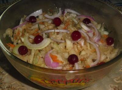 Квашеная капуста - пошаговый рецепт приготовления с фото