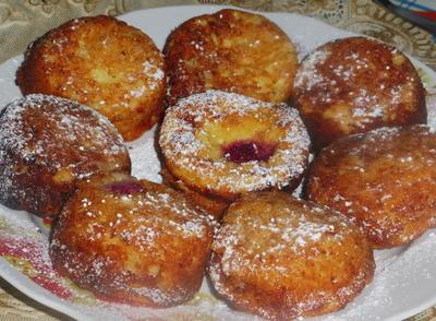 Сырники с тыквой - пошаговый рецепт приготовления с фото