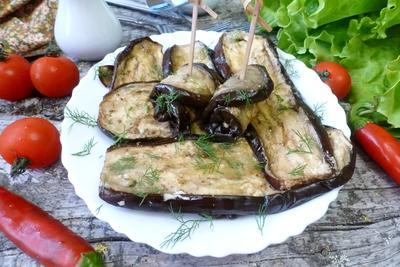 Баклажаны, запеченные с майонезом - пошаговый рецепт приготовления с фото