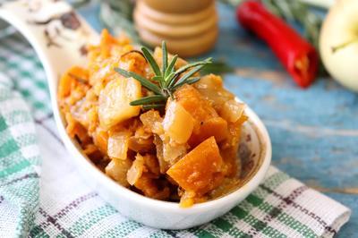 Икра из баклажанов и тыквы по-португальски - пошаговый рецепт приготовления с фото