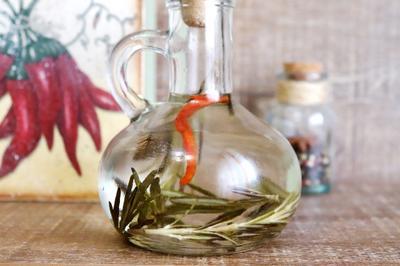 Как приготовить ароматный уксус - пошаговый рецепт приготовления с фото