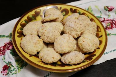 Творожное печенье - пошаговый рецепт приготовления с фото