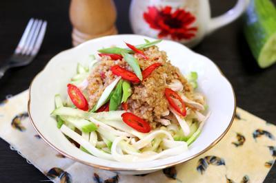 Курица Бань-бань (битая курица). Пошаговый рецепт с фото