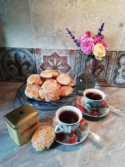 Коржики-путешественники, или Теплый привет из 1980 года - пошаговый рецепт приготовления с фото