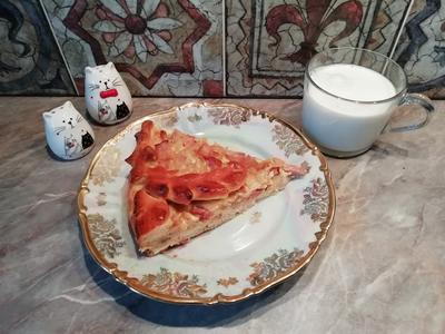 Пирог; Казаки-разбойники, или Как накормить луком десяток ребятишек - пошаговый рецепт приготовления с фото