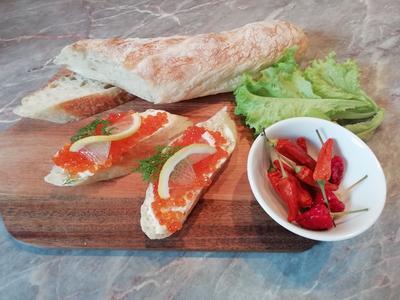 С миру по. хлебушку. Французский крученый багет - пошаговый рецепт приготовления с фото