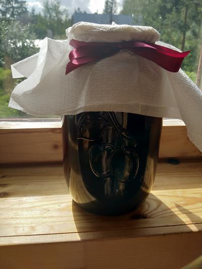 Быстрое варенье из красного крыжовника к чаю - пошаговый рецепт приготовления с фото