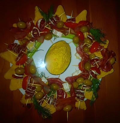 Гуакамоле - пошаговый рецепт приготовления с фото