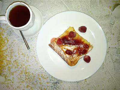 Паннукакку - финские блины - пошаговый рецепт приготовления с фото