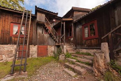 Финский дом, которому более 200 лет. Фото с сайта: e-finland.ru