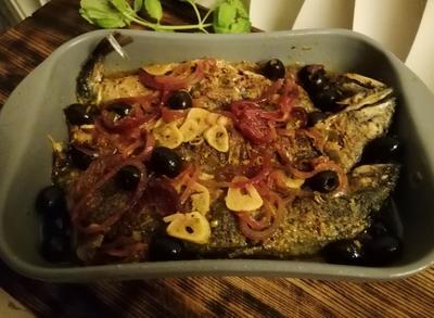 Эскабече - рыба под острым маринадом. Пошаговый рецепт и фото