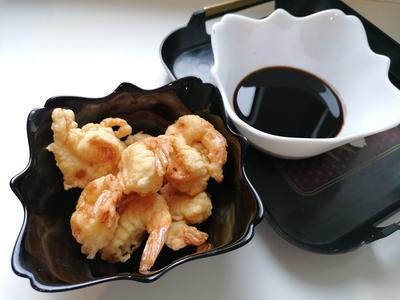 Креветки Темпура - пошаговый рецепт приготовления с фото