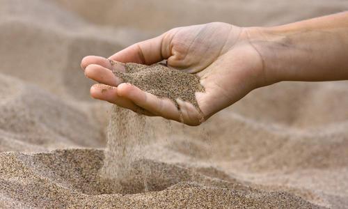 Грядки на песчаной почве