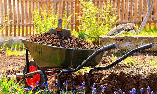 Как сделать компостную кучу на садовом участке