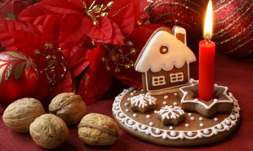 455eb4 Как сделать новогодний подсвечник своими руками из мишуры