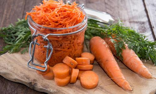 Полезные рецепты заготовок из моркови на зиму от дачников