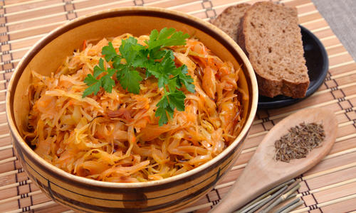 Как приготовить вкусную тушеную капусту — рецепты от сайта «Едим Дома»