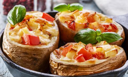 Что интересного приготовить из картошки